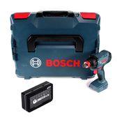 Bosch GDX 18 V-180 18 V Li-Ion Akku Drehschlagschrauber mit 180 Nm Solo in L-Boxx + Wiha Bit Set 31 tlg. Dinotech Edition