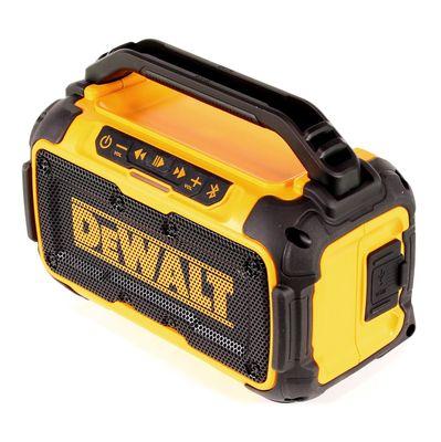 DeWalt DCR 011 10,8 - 18 V Akku Baustellen Radio mit Bluetooth + 1 x DCB 127 2,0 Ah Akku + DCB 113 Ladegerät – Bild 3
