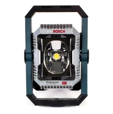 Bosch GLI 18V-2200 C Akku Lampe 18V 2200lm ( 0601446501 ) Arbeitslicht Bluetooth Solo - ohne Akku, ohne Ladegerät – Bild 3