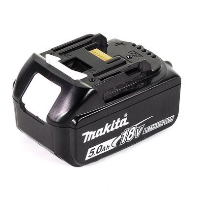 Makita DTW 800 T1J 18 V Li-Ion Akku Schlagschrauber im Makpac + 1 x 5,0 Ah Akku - ohne Ladegerät – Bild 5