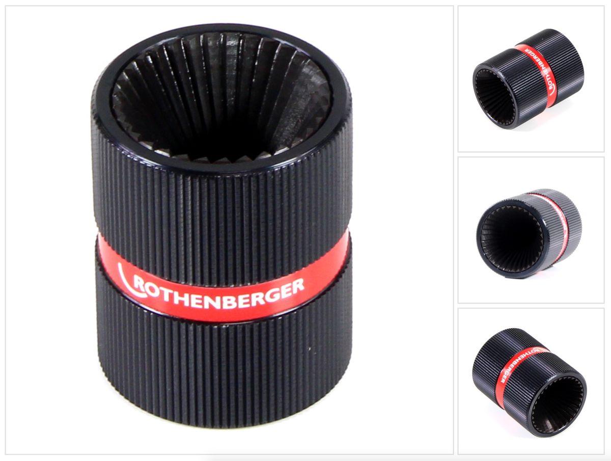 Edelstahl Innen-//Aussenentgrater D.10-54 mm f Rothenberger Inox Cu u