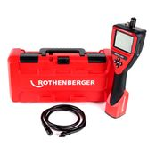 Rothenberger Roscope i2000 Caméra d'inspection +Module TEC +Coffret de transport ( 1500000696 )