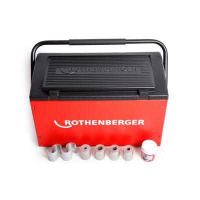 """Rothenberger ROFROST Turbo Rohr Einfriergerät 1¼"""" R290 mit 2 Kälteschläuchen ( 1500003000 ) – Bild 5"""