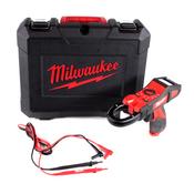 Milwaukee C12 CME Akku Strommesszange Digital 12 V TRMS Solo im Koffer - ohne Akku, ohne Ladegerät