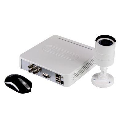 ABUS TVVR30104 CCTV Überwachungsset Digitalrekorder 500 GB HDD + 1 x Außenkamera – Bild 2