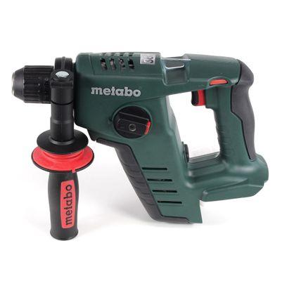 Metabo BHA 36 LTX Akku Bohrhammer 36 V im Koffer + 2 x 1,5 Ah Akku + Ladegerät – Bild 3