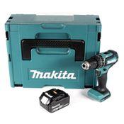 Makita DHP 485 G1J Akku Schlagbohrschrauber 18V 50 Nm brushless + 1x Akku 6,0Ah + Makpac - ohne Ladegerät