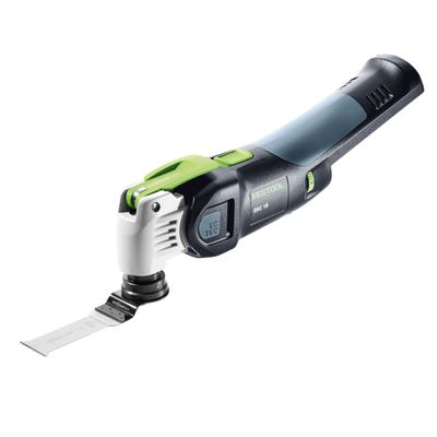 Festool OSC 18 Li E-Basic Set Vecturo Outil oscillant ( 574849 ) Brushless StarlockMax + Coffret de transport Systainer + Accessoires - sans Batterie, sans Chargeur – Bild 3