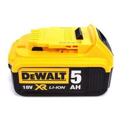 DeWalt DCS 334 18 V Li-Ion Akku Pendelhub Stichsäge Brushless in T-STAK Box II + 1 x 5,0 Ah Akku - ohne Ladegerät – Bild 5