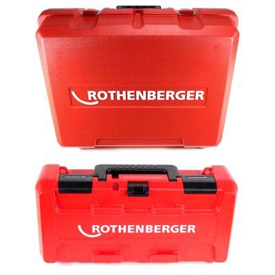 Rothenberger Roscope i2000 Inspektionskamera + Modul TEC + ROSCOPE Modul 25/16 im Koffer ( 1000000842 ) – Bild 4