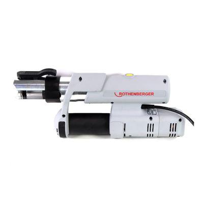Rothenberger ROMAX AC ECO Set SV 230 V Machine à sertir électro-hydraulique fonctionnant sur secteur Typ C + Coffret de transport + 3x Mâchoires de pressage ( 15740 ) – Bild 3