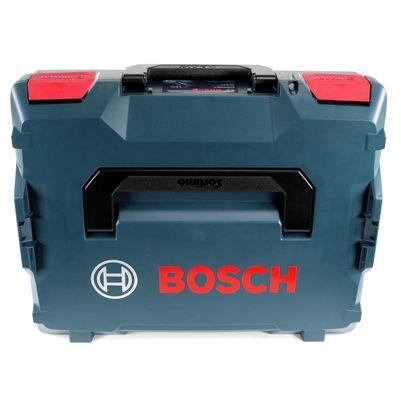 Bosch GSB 18 V-21 18 V Li-Ion Akku Schlagbohrschrauber in L-Boxx + 1 x 5,0 Ah Akku - ohne Ladegerät – Bild 4