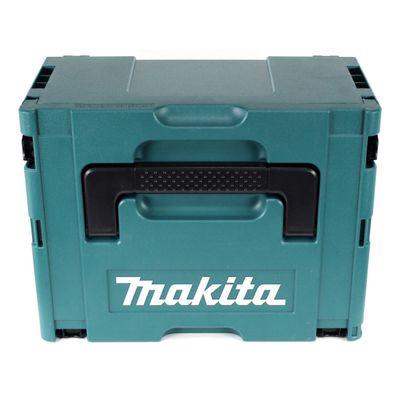 Makita DCS 553 T1J 18 V Li-Ion Akku Metall Handkreissäge 150 mm im Makpac + 1 x 5,0 Ah Akku - ohne Ladegerät – Bild 4