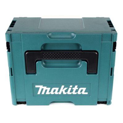 Makita DCS 553 RTJ 18 V Li-Ion Scie à métaux sans fil Makita 150 mm + Coffret de transport + 2x Batteries 5,0 Ah + Chargeur – Bild 4