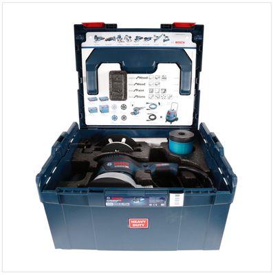 Bosch GEX 125 - 150 AVE Professional 400 W Exzenterschleifer in L-Boxx mit Zubehör ( 060137B102 ) – Bild 5
