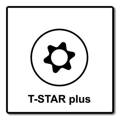 SPAX Universalschraube 4,0 x 40 mm 400 Stk. TORX T-STAR plus T20 WIROX Senkkopf Teilgewinde 4Cut-Spitze – Bild 4