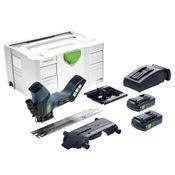 Festool  ISC 240 Li 3,1 EBI-Compact Akku Dämmstoffsäge 18V ( 575733 ) 240mm im Systainer + 2x 3,1Ah Akku + Ladegerät