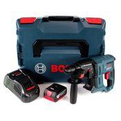 Bosch GBH 18 V-20 Akku Kombihammer 18V 1,7J SDS plus + 1x Akku 3,0Ah + Schnellladegerät + L-BOXX