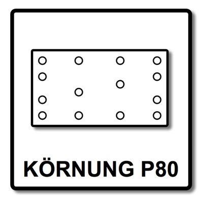 Festool Schleifstreifen STF 80 x 133 P80 RU2/50 ( 499048 ) Hochleistungsschleifmittel – Bild 3