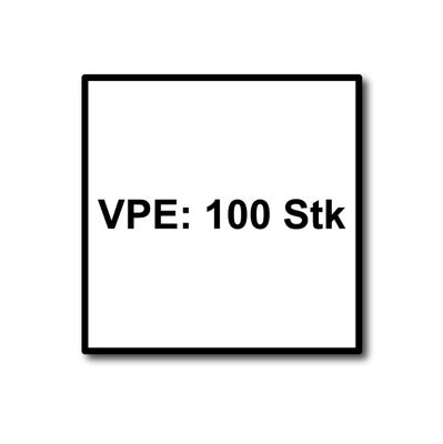 Fischer ULTRACUT FBS II Betonschraube 10x100 mm 100 Stk. ( 548743 ) Sechskantkopf SW15 Unterlegscheibe galvanisiert verzinkt  – Bild 5