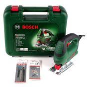 Bosch Heimwerker PST 670 (CT) Stichsäge 500W + 3x Stichsägeblätter + Koffer