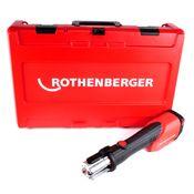Rothenberger ROMAX 4000 Akku Pressmaschine 18 V Li-Ion elektrohydraulisch Solo im Transportkoffer ( 1000002683 ) - ohne Akku, ohne Ladegerät