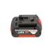 Bosch GOP 18 V-EC Akku Multicutter 18V ( 06018B0006 ) Multifunktionswerkzeug OIS / Starlock + 1x 5,0Ah Akku - ohne Ladegerät – Bild 4
