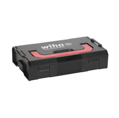 Wiha speedE® elektronischer Schraubendreher - Set 1 in L-Box - 10-teilig mit 2x 1,5 Ah Akku und Ladegerät + Bits (41911) + Wiha Flaschenöffner (9872) – Bild 3