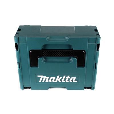 Makita DHP 483 RTJB Akku Schlagbohrschrauber 18V 40Nm schwarz im Makpac + Wiha Flaschenöffner + 2x 5,0 Ah Akku + Ladegerät – Bild 4