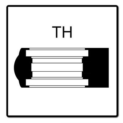 REMS Pressbacke Presszange Standard TH20 ( 570470 ) für ROMAX 4000 / Akku Press ACC etc – Bild 4