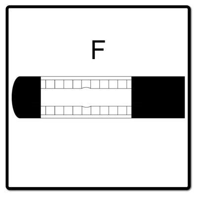 REMS Pressbacke Presszange Standard F20 ( 570727 ) für ROMAX 4000 / Akku Press ACC etc – Bild 4