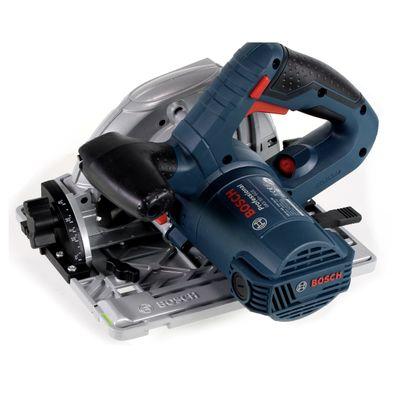 Bosch GKS 55+ GCE Handkreissäge 1350W ( 0601682100 ) 165mm HEAVY DUTY + Sägeblatt – Bild 4