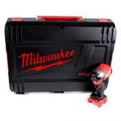 Milwaukee M18 FID2-0X FUEL Akku Schlagschrauber ( 4933464087 ) 18 V Li-Ion Solo in HD-Box Transportkoffer - ohne Akku, ohne Ladegerät