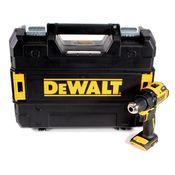 DeWalt DCD 708 NT Akku Bohrschrauber 18 V Li-Ion Brushless Solo in TSTAK Box - ohne Akku, ohne Ladegerät