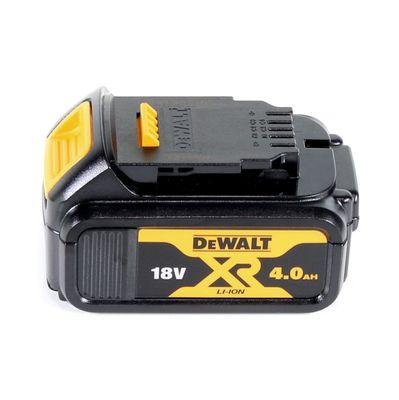 DeWalt DCV 100 N 18 V Akku Gebläse / Laubbläser + 1 x DCB 182 4,0 Ah Akku - ohne Koffer, ohne Lader – Bild 5