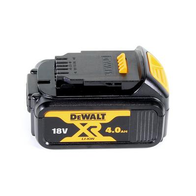 DeWalt DWST1-81078 Akku Baustellenradio + 1x Akku 4,0Ah – Bild 4