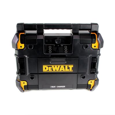 DeWalt DWST1-81078 Akku Baustellenradio + 1x Akku 4,0Ah – Bild 3