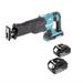 Makita DJR 360 M Akku Reciprosäge 36V ( 2x18V ) Brushless Säbelsäge + 2x 4,0 Ah Akku - ohne Ladegerät – Bild 2