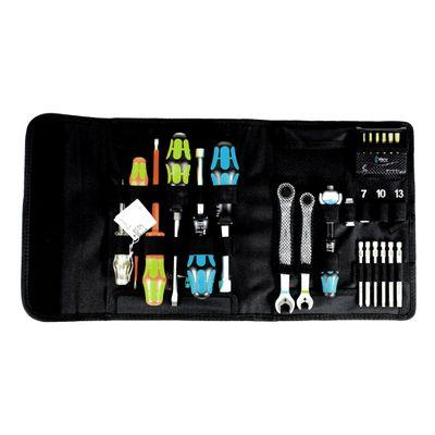 Wera Kraftform Kompakt SH 1 Sanitär/Heizung/Plumbkit 25-teiliges Set in Tasche ( 05135927001 ) – Bild 5