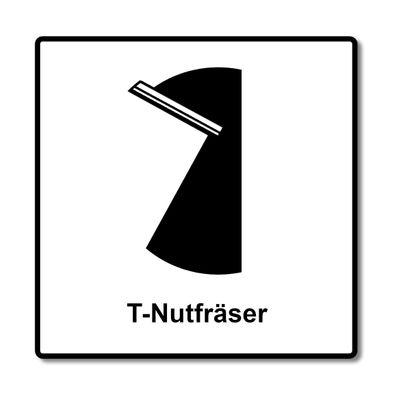 Festool T-Nutfräser HW S8 D10,5/NL13 10,5 x 13 mm 8 mm Schaft ( 491035 ) – Bild 3
