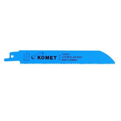 Komet Säbelsägeblatt METAL AND WOOD 150mm 10-14tp 5 Stk. ( 501.011 ) HSS BI-Metall Vario – Bild 2