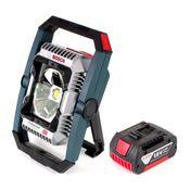 Bosch GLI 18V-2200 C Akku Lampe 18V 2200lm Bluetooth ( 0601446501 ) + 1x 3,0 Ah Akku - ohne Ladegerät