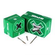 SPAX Terrassenschraube 5,0 x 50 mm Edelstahl A2 ( 0537000500503 ) 200 Stk Fixiergewinde Zylinderkopf Torx T-STAR Plus T25 CUT
