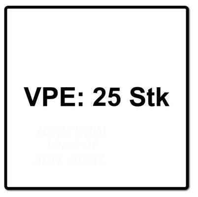 Komet Säbelsägeblatt METAL AND WOOD 150mm 10-14tp, 25 Stk. ( 5x 501.011 ) HSS BI-Metall Vario – Bild 5