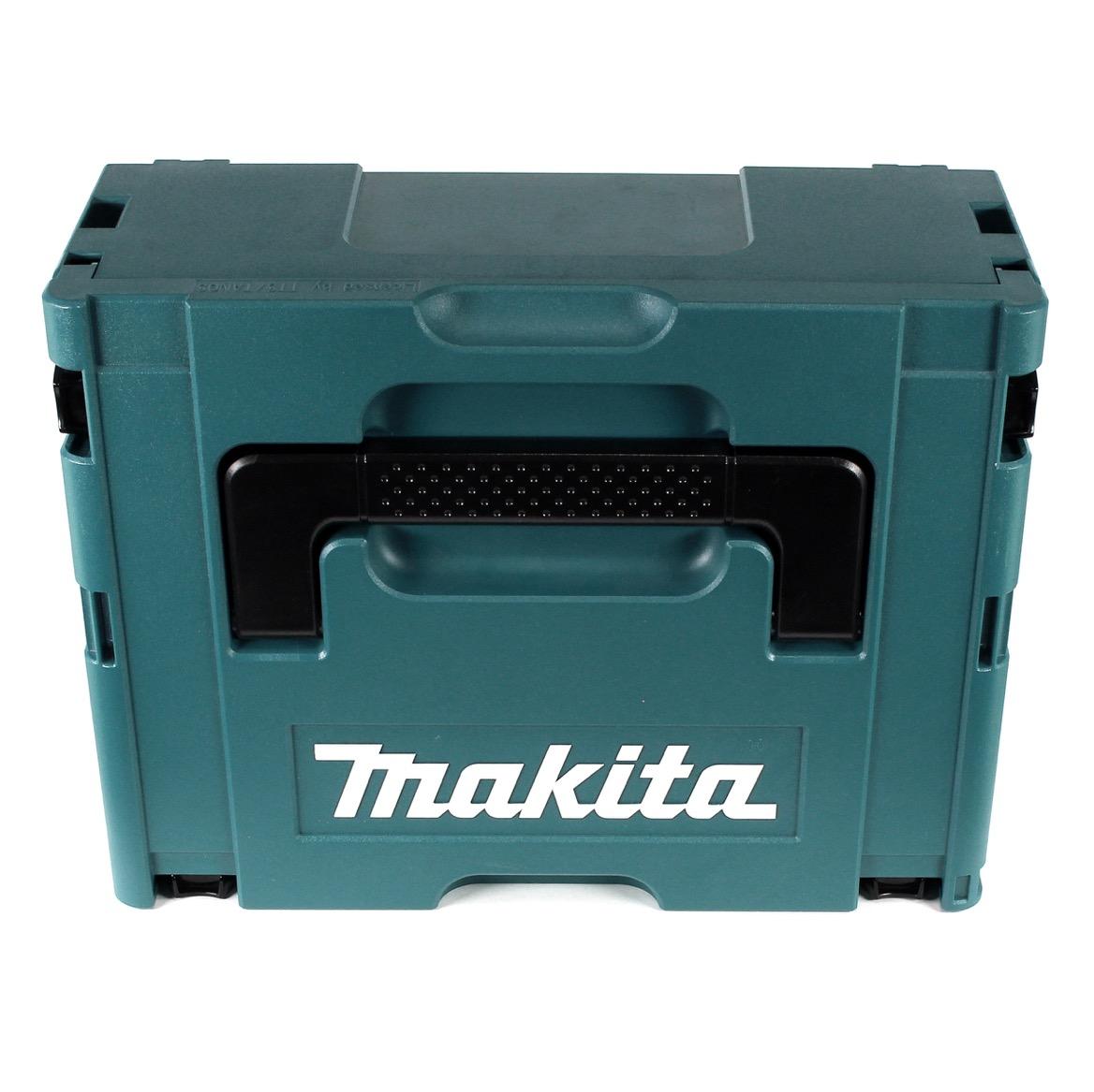 ohne Einlage Makita MAKPAC 4 Systemkoffer P-02397