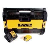 DeWalt DWST1-75663 D1 Akku Baustellenradio DAB+ + 1x Akku 2,0Ah + Ladegerät