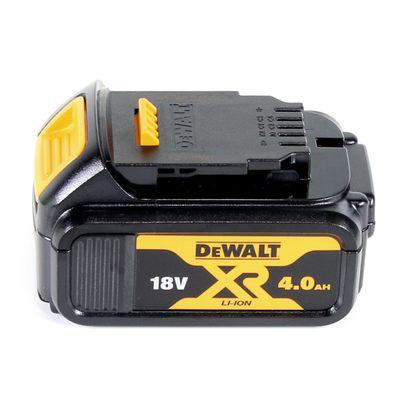 DeWalt DWST1-75663 Akku Radio 14,4V / 18V DAB+ Bluetooth AUX Tough System + 1x 4,0 Ah Akku - ohne Ladegerät – Bild 4