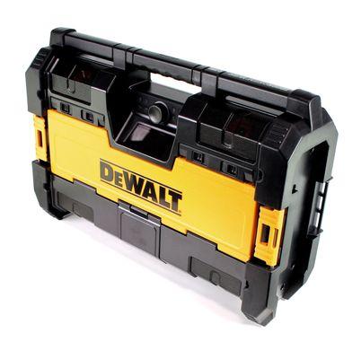 DeWalt DWST1-75663 Akku Radio 14,4V / 18V DAB+ Bluetooth AUX Tough System + 1x 4,0 Ah Akku - ohne Ladegerät – Bild 3