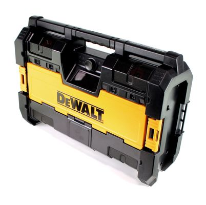 DeWalt DWST1-75663 Akku Baustellenradio DAB+ + 1x Akku 4,0Ah - ohne Ladegerät – Bild 3
