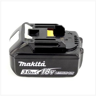 Makita BKP 180 18V  Li-ion Akku-Hobel + 1x Makita BL1830 Akku – Bild 4